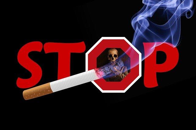 Jangan KecanduanTembakau! Berhentilah Merokok Sekarang! - P2MAL